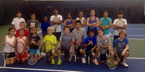 Save 5% on Winter junior Tennis Classes, Libertyville, Illinois