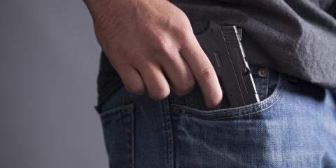 Why You Should Get a Liberty Safe With Your Concealed Carry License, Barnesville, Ohio