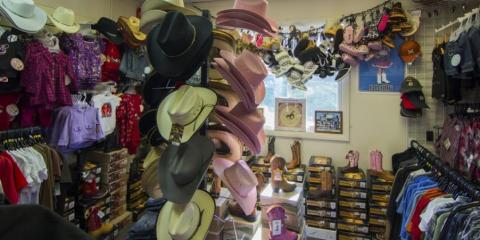 Pick up Western Wear For The Warren County Fair at Liberty Western, Lebanon, Ohio