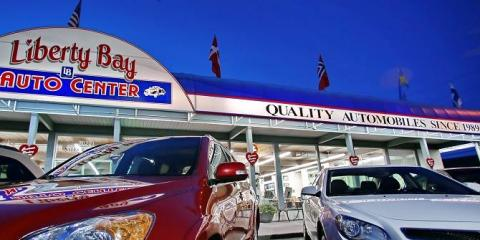Liberty Bay Auto Center, Auto Repair, Services, Poulsbo, Washington