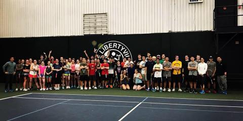Junior Tennis  Programs starting October 22nd , Libertyville, Illinois