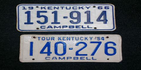 OLDE PLATES TO DECORATE OFFICE, Newport-Fort Thomas, Kentucky