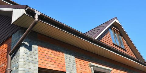 3 Benefits of a High-Quality Gutter System, Franklin, Ohio