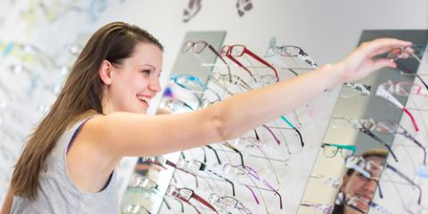How to Pick Glasses Frames That Flatter Your Face, Russellville, Arkansas