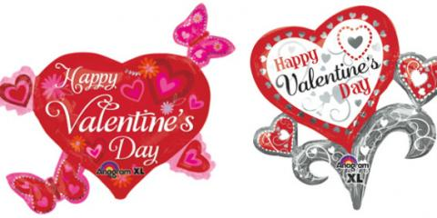 Sweeten Your Valentine's Day With Balloon Decorations From Life O' The Party, Hackensack, New Jersey