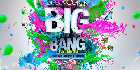 Life in Color, Rochester, New York