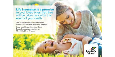 Life insurance is a promise to your loved ones that they will be taken care of in the event of your death., Ewa, Hawaii