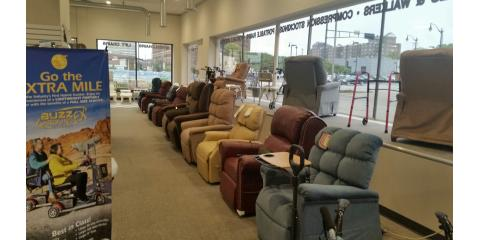 Lift Chairs Galore!!, La Crosse, Wisconsin