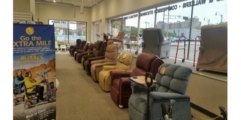 Lift Chairs Galore!!, La Crosse, Wisconsin