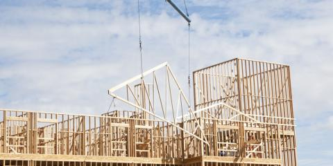 Setting & Lifting Trusses? Here's Why You Should Hire a Professional, Blue Ash, Ohio