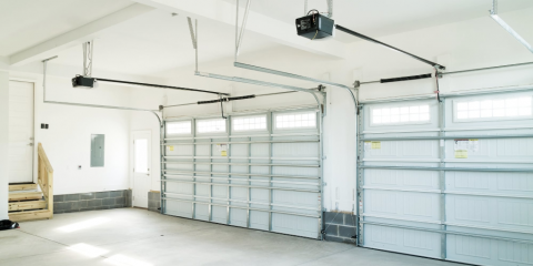 4 Benefits of Choosing LiftMaster® Garage Door Openers, South Aurora, Colorado