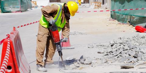 3 Safety Tips for Using a Jackhammer, Lexington-Fayette Central, Kentucky