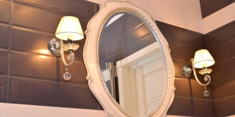 A Guide to Choosing Bathroom Light Fixtures, Lexington-Fayette Northeast, Kentucky
