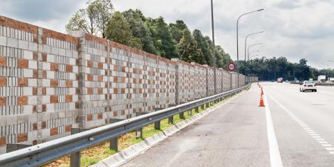 How Do Concrete Sound Barriers Work?, Westlake, Ohio