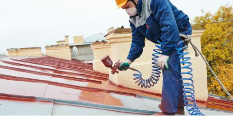 How Roof Coating Works & Why It's Essential for Buildings in Hawaii, Wailuku, Hawaii