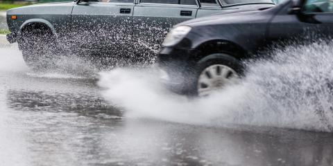 How to Avoid Hydroplaning During the Rainy Season, Lihue, Hawaii