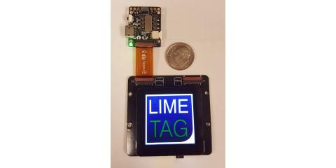 SecureRF Announces Multi-Mode Sensor LIME Tag™ for the IoT, and an Update to its Credentialing Solution, Shelton, Connecticut