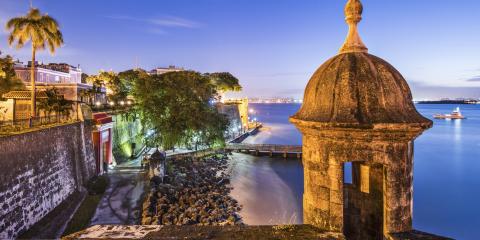 5 Top Tourist Attractions To Check Out in San Juan, Gobernador Piñero, Puerto Rico