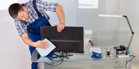 3 Reasons to Choose Professional Office Cleaning for Your Business, Hamden, Connecticut