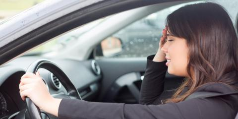 3 Tips for Staying Safe Around Aggressive Drivers, Lincoln, Nebraska