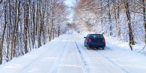 3 Ways to Brake Safely When It's Icy, Grant, Nebraska
