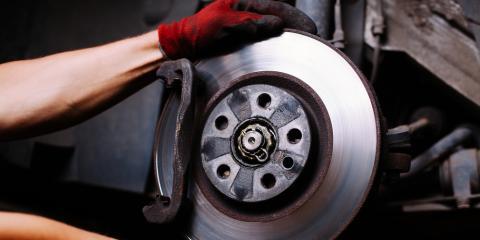 Brake Repair Experts List 3 Reasons Your Brakes Could Be Squeaking, Lincoln, Nebraska
