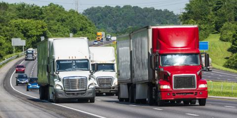 4 Tips for Sharing the Road Safely With Commercial Trucks , Lincoln, Nebraska