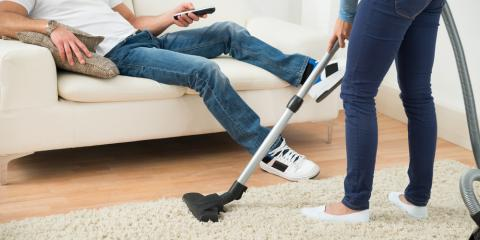 How Frequently Do You Need to Vacuum Your Home?, Stevens Creek, Nebraska