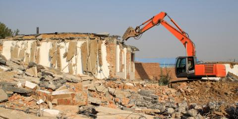 What to Expect From Your Upcoming Demolition Project, Yankee Hill, Nebraska
