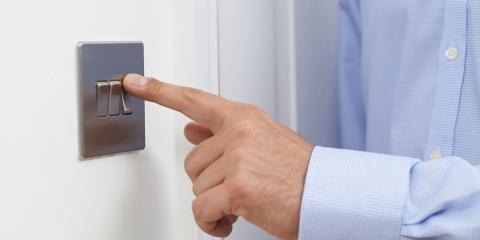 3 Reasons Light Switches Get Hot, Lincoln, Nebraska