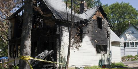 How Fire Damage Restoration Will Take Care of Your Personal Items, Centerville, Nebraska