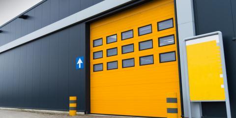 3 Benefits of Steel Garage Doors for Commercial Properties, Lincoln, Nebraska