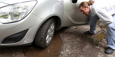 4 Ways Potholes Damage Your Car, Lincoln, Nebraska