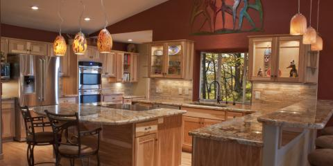 3 Options For Your New Kitchen Countertops, Lincoln, Nebraska