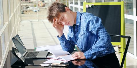 3 Tips to Reduce Stress at Work & Improve Mental Health, Lincoln, Nebraska