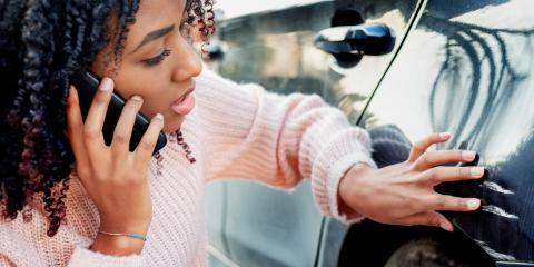 How Does an Auto Body Shop Match Your Car's Paint Color?, Lincoln, Nebraska