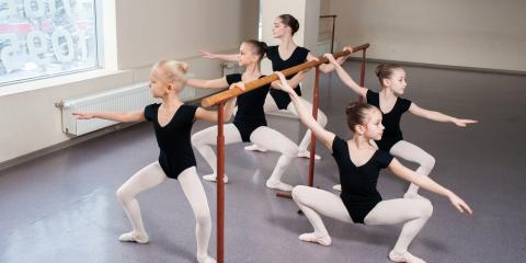 5 Benefits of Enrolling Your Child in Ballet Class, Lincoln, Nebraska