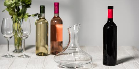 How Red & White Wine Differ, Lincoln, Nebraska