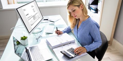 A Guide to the Differences Between Bookkeeping & Accounting, Lincoln, Nebraska