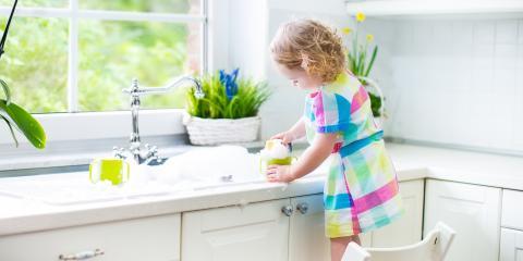 4 Reasons Your Kitchen Sink Isn't Working, Lincoln, Nebraska
