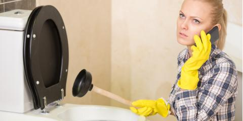 Clogged Toilet? Don't Panic! Here's What To Do, Lincoln, Nebraska