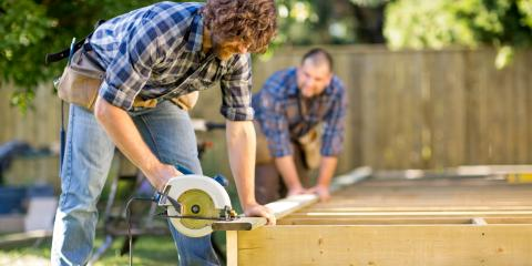 4 Tips for Getting the Most Out of a Small Deck, Lincoln, Nebraska