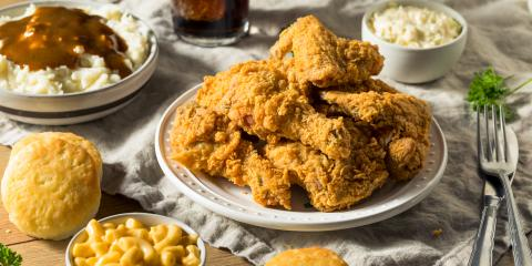 3 Reasons We Crave Fried Chicken, Lincoln, Nebraska