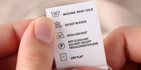 Why You Need to Read Garment Labels Before Doing Laundry, Lincoln, Nebraska