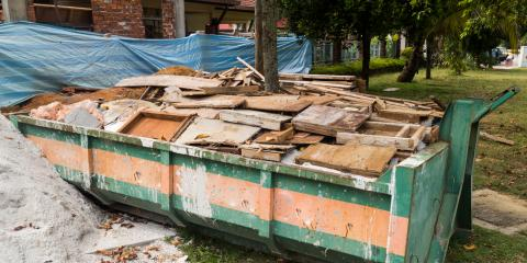How Large of a Dumpster Rental Do You Need?, Lincoln, Nebraska