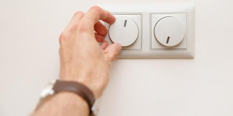 3 Benefits of Installing a Dimmer Switch, Lincoln, Nebraska