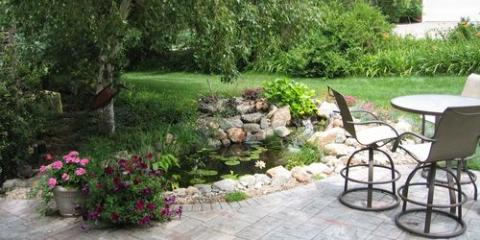 Add Outdoor Living Features to Your Landscape Design to Improve Your Quality of Life, Stevens Creek, Nebraska