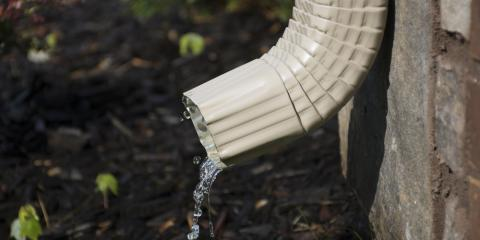 Landscaping Professionals Share 3 Signs of a Drainage Problem, Grant, Nebraska