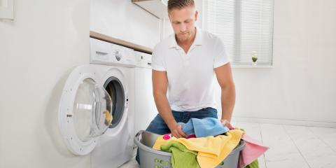 Do's & Don'ts of Washing Colored Clothing, Lincoln, Nebraska