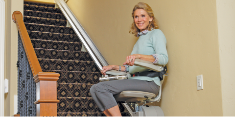 Live Confidently With Stair Lifts, Bath Safety Equipment, & More, Lincoln, Nebraska